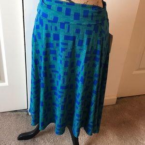 Lurlaroe Azure Skirt